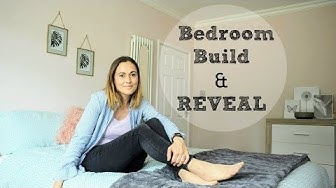 JYSK Bedroom Build & Makeover Reveal | GIFTED | The Carpenter's Daughter