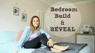 JYSK Bedroom Build & Makeover Reveal   The Carpenter's Daughter