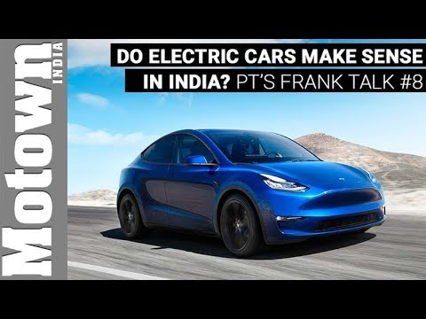 Do electric cars make sense in India? | PT