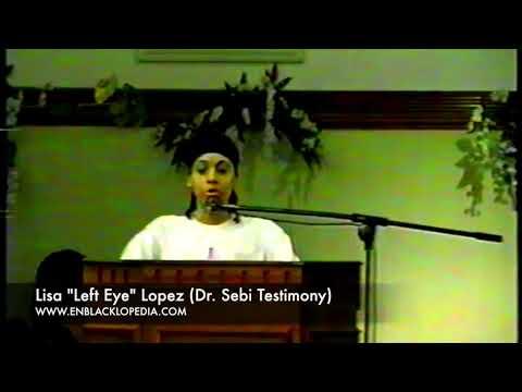 """Dr. Sebi Healing Testimony From Singer Lisa """"Left Eye"""" Lopez [www.enblacklopedia.com]"""