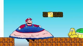 Super Sized Mario Bros