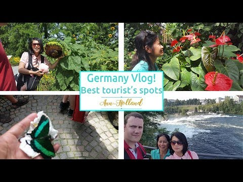 You must visit this places in Germany!!! |Butterfly farms,Castles|  Ann holland