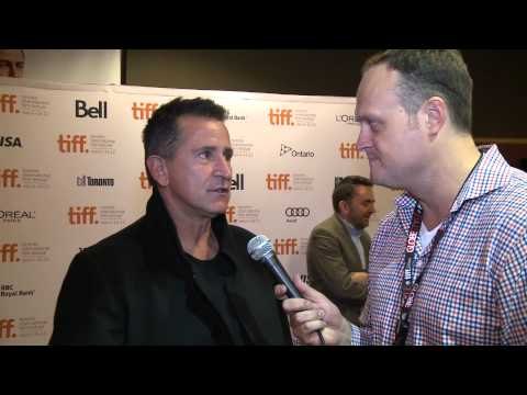 Robert Connolly, Anthony LaPaglia and Alex Williams at TIFF 2012