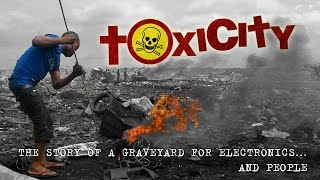 ToxiCity: life at Agbobloshie, the world's largest e-waste dump in ...
