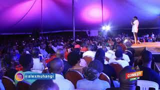 Alex Muhangi Live Stream
