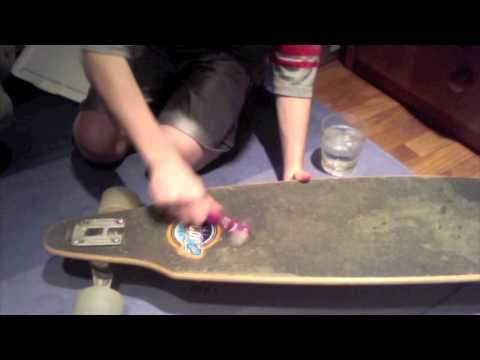 How To Remove Dirt Off Your Grip tape