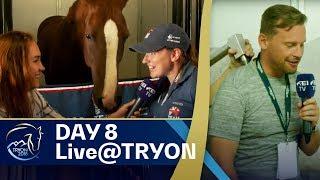 Video Ayden meets Natasha Baker & Nick takes a horse-massage | Day 8 - Your daily show w/ Ayden & Nick! download MP3, 3GP, MP4, WEBM, AVI, FLV September 2018