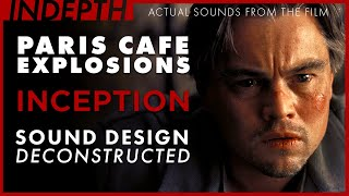 Explosions sound design from Inception explained by Richard King