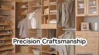 Custom Closet Organizers Inc - (905)764-7265