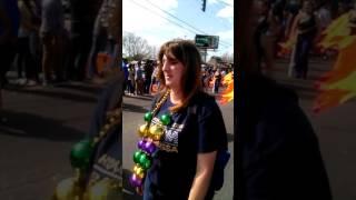 Parade Houma Jr. High