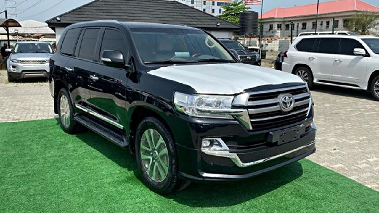 Toyota Land Cruiser (2020) The most reliable full-size luxury SUV. Lexus lx570 sibling! (Walkaround)