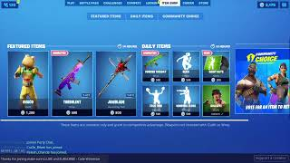 Fortnite Live Item Shop Countdown 11 sept 2019 // New Skins // ITEM SHOP VOTING SOON ! Fortnite Live