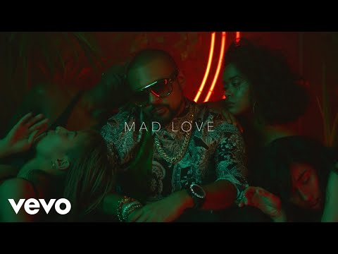 Sean Paul, David Guetta  Mad Love ft Becky G