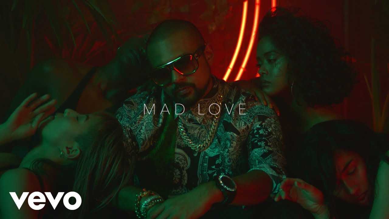 Download Sean Paul, David Guetta - Mad Love ft. Becky G