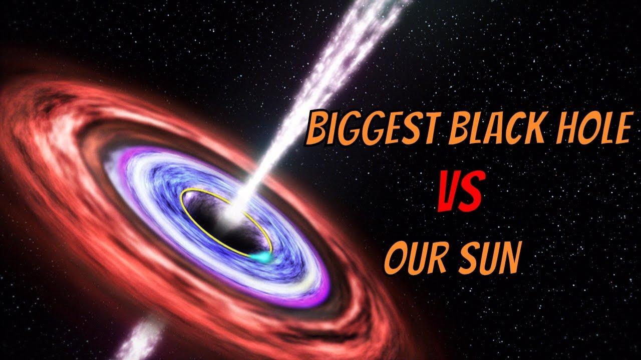 black holes biggest - photo #25