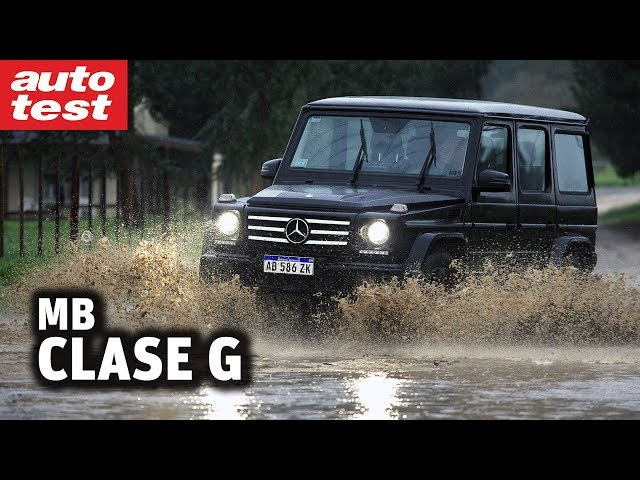 Prueba: Mercedes-Benz Clase G