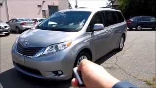2011 Toyota Sienna Videos