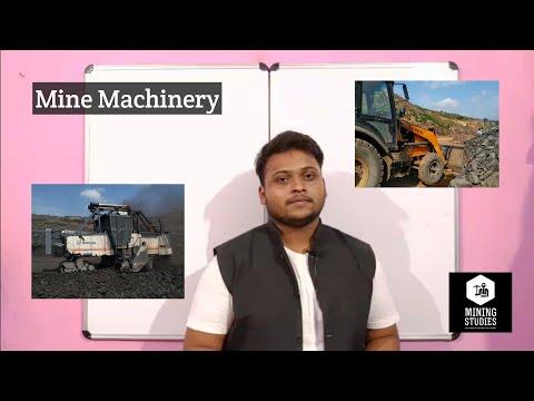 Mine Machinery    MM   