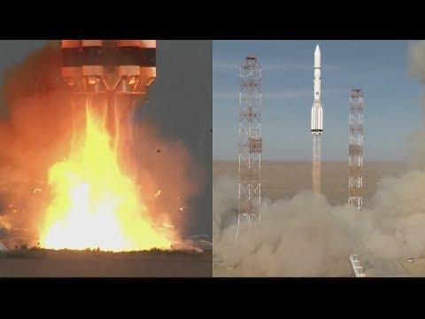 Proton-M launches EUTELSAT