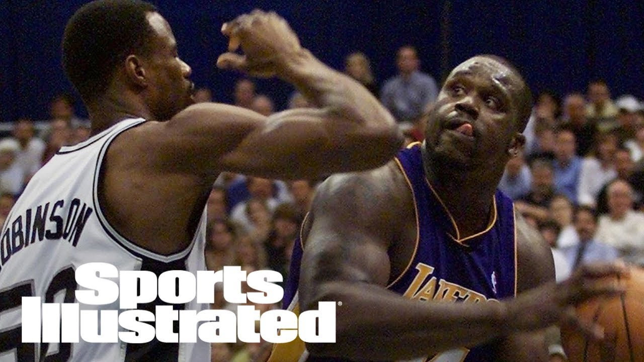 David Robinson Laughs Off Shaq Beef: 'He Was Making It Entertaining'