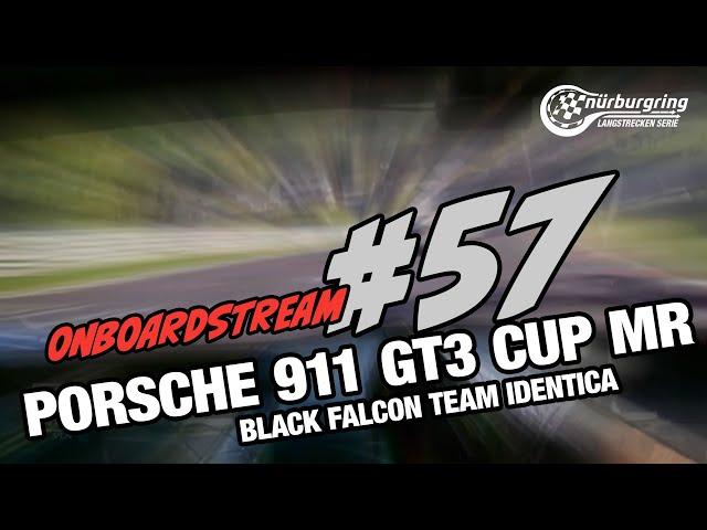 Onboard: #57   BLACK FALCON Team IDENTICA   Porsche 911 GT3 Cup MR