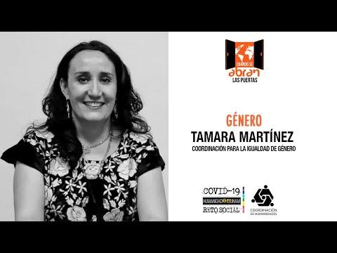 Cuando se abran las puertas: Tamara Martínez [47]