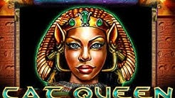 *NEW* CAT QUEEN By Casino Technology. Live play & 2 Bonuses