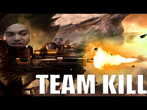 STOP TEAM KILLING!!! [Hell Divers Gameplay]