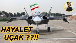 İran'ın Yeni Nesil F-313 Kahhir Savaş Uçağını Analiz Ediyorum