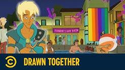 Gay Party | Drawn Together |S01E03 |Comedy Central DE