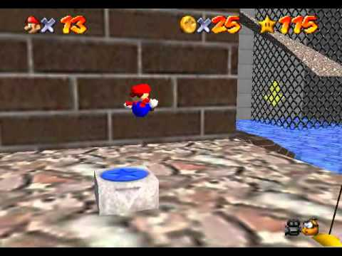 Super Mario 64 Let's Play Episode 27 :: 100-Coin Stars Galore, Part II