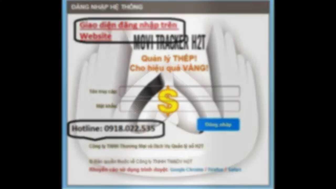 Phần mềm giám sát – quản lý nhân viên thị trường, bán hàng, kinh doanh MoviTracker