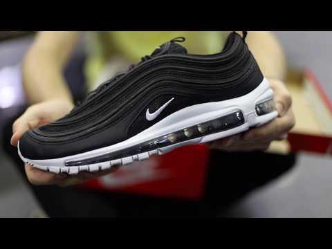 Unboxing Nike Air Max 97 ( Silver ) 921826-001 | Freesneak Shop