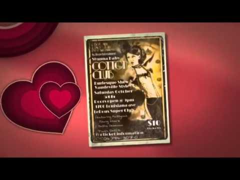 Cotton Club Vaudeville Burlesque