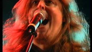 Opeth - The drapery falls - live Wacken 2001 - Underground Live TV recording