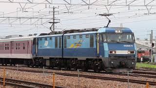 マニ50-2186甲種輸送 長野総合車両センター