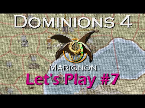 Dominions 4 Let's Play 7 | Windowed Mode With Manual