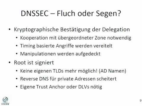 3/6 Lutz Donnerhacke: ICANN - DNS - Websperren