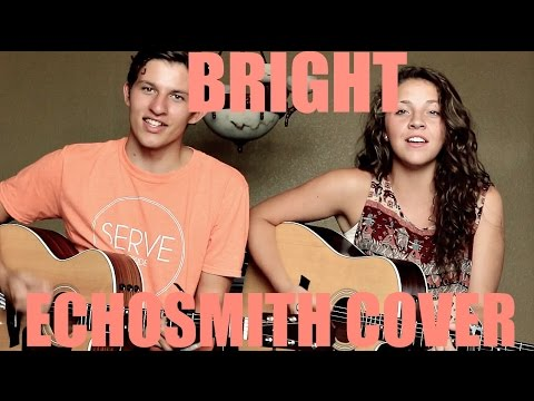 Bright - Echosmith Live Cover by Jake Roque and Tayler Lanning