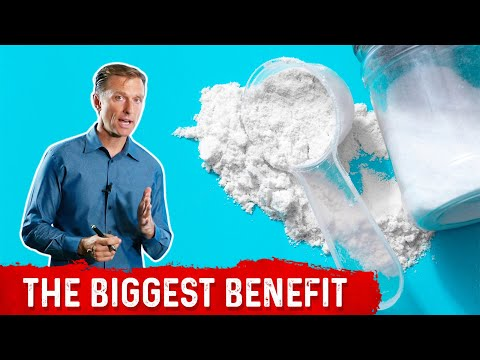 The Biggest Benefit of L-Carnitine is...