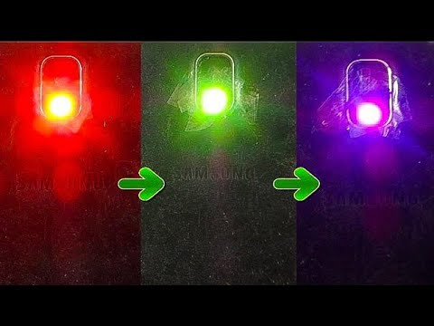Changing The Flash Light Color ... Very Simple | Mr. Thinker