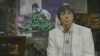 1989 MTV The Big Picture review of Stephen King