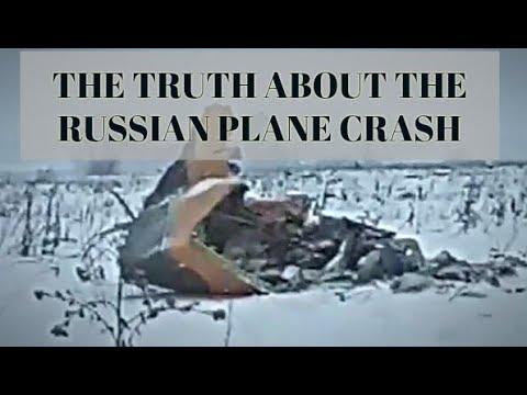 Russian Plane Crash UPDATE! #QAnon #CBTS #UraniumOne