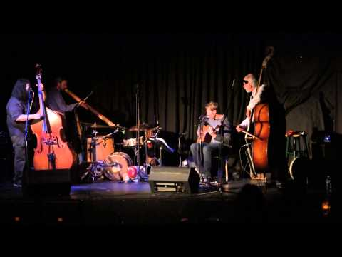 Trade Routes-Didge This live at White Horse Black Mountain