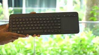 Baixar Microsoft all-in-one media keyboard review