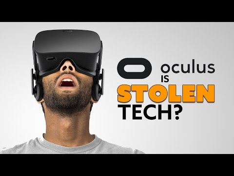Is Oculus Rift STOLEN Tech? - The Know Tech News
