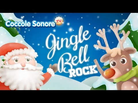 Jingle bell rock canzoni per bambini di coccole sonore for Coccole sonore la danza del serpente