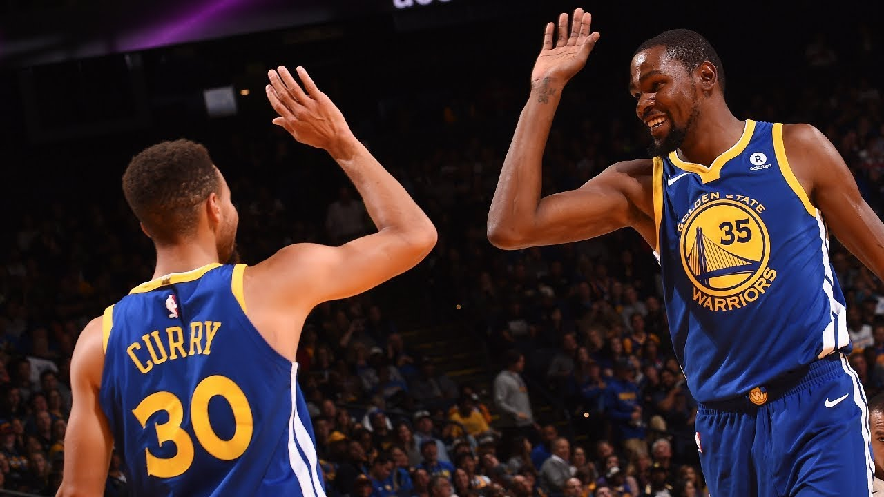 Steph Curry and Kevin Durant reveal keys to comeback in Warriors' win over Spurs | ESPN