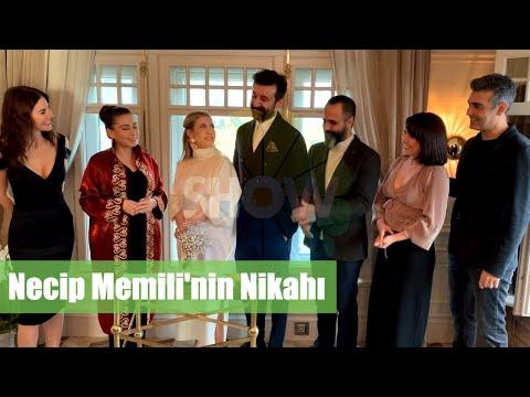 Necip Memili'nin Nikah Töreninden özel Görüntüler!