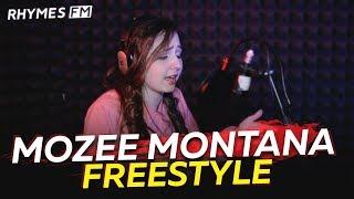 MOZEE MONTANA — FREESTYLE / #RhymesFM